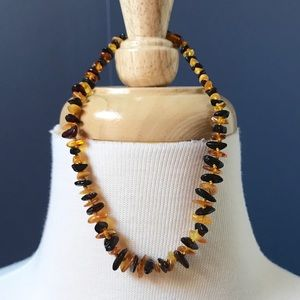 Jewelry - Baltic amber teething necklace